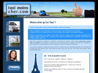 Taxi-moins-cher.com aide au choix du taxi le moins cher, comparant les services de transports existant à Paris, à l'aéroport Roissy Charles de Gaulle, Orly, Beauvais et gares TGV Sncf