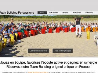 Team building percussions pour séminaires de cohésion en entreprise