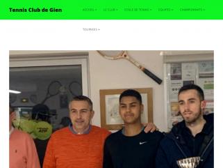 Tennis Club de Gien