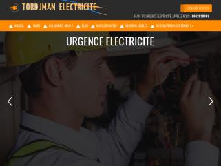 TORDJMAN ELECTRICITE