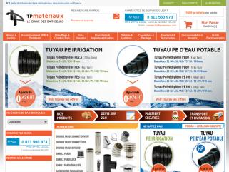 Distributeur de materiaux de construction et bricolage en gros et semi-detail en France / Corse