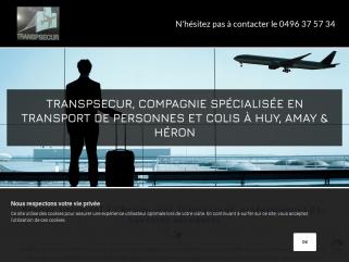 Navette aéroport transpsecur.com