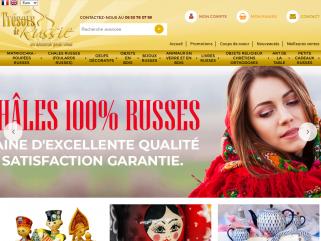 Trésors de Russie: les meilleures créations de l'Artisanat Russe