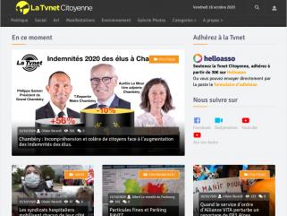 La Tvnet Citoyenne