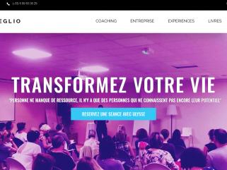 Ulysse Meglio - Catalyseur de changement |  Coach | Conférencier