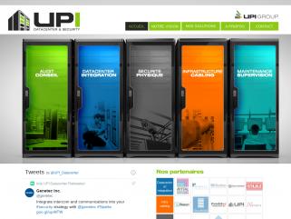 UPI DATACENTER & SECURITY