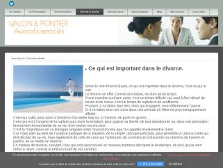 VALON & PONTIER Avocats Associés Marseille
