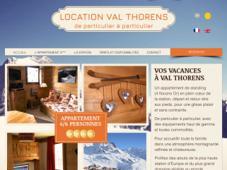 Location à Val Thorens