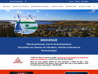 Ville de Ville-Marie