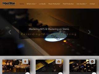 Enregistrement/Mixage/Mastering/Pressage CD/Pressage Vinyle/Graphisme