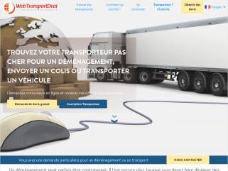 Trouvez votre transporteur pas cher pour un déménagement, envoyer un colis ou transporter un véhicule