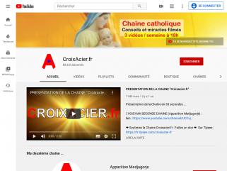 Vidéo catholique de conseil inspiré par Marie grace à Medjugorje ( haut lieu d'apparition mariale en Europe)